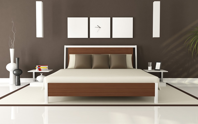 A bedroom is a private room where people usually sleep for the night or relax during the...