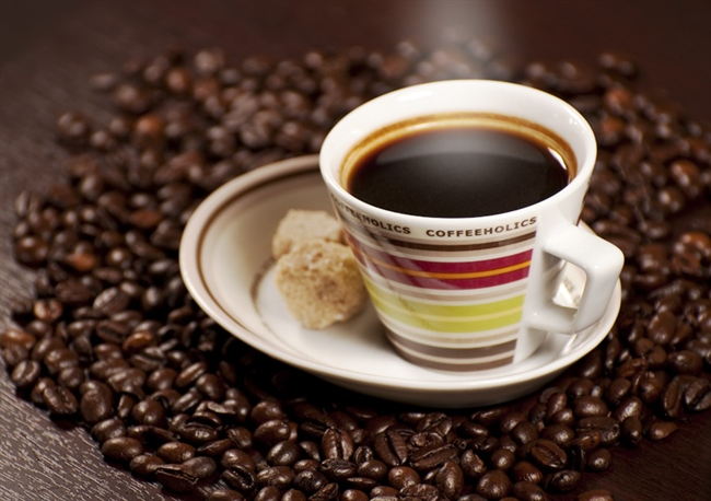 Coffee is a brewed beverage with a dark, acidic flavor prepared from the roasted seeds of the coffee plant, colloquially called coffee beans