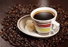 Coffee is a brewed beverage with a dark, acidic flavor prepared from the roasted...